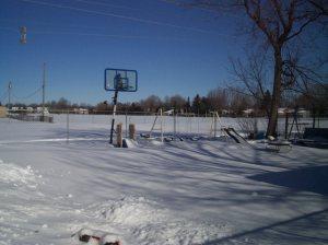 snowstorm 2012